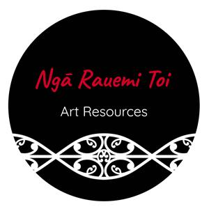 Poi Princess Māori Art Resources Button