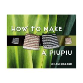 How To Make A Piupiu